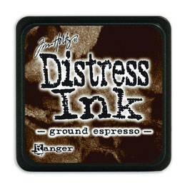 Tim Holtz Distress Mini Ink - Ground Expresso