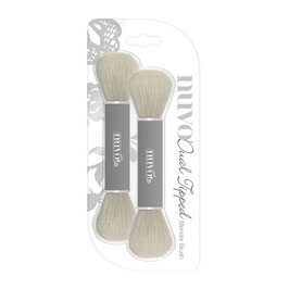 Dual ended blender brush - Nuvo