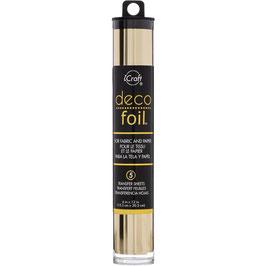 """Deco Foil """"Champagne"""" - Therm.o.web"""