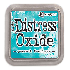 Tim Holtz Distress Oxide - Peacock Feathers