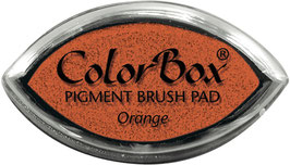 ColorBox Pigment Ink Cat's Eye, Orange - Clearsnap