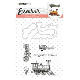 "Stempel- und Stanzenset ""Essentials #14"" - Studiolight"
