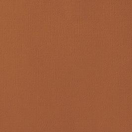 """Leinenstrukturpapier """"Rust"""" - American Crafts"""