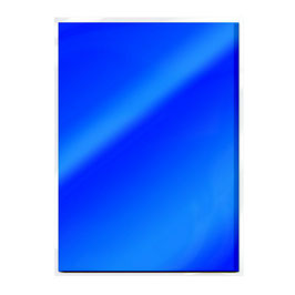 Imperial Blue Gloss Mirror Card - Tonic Studios