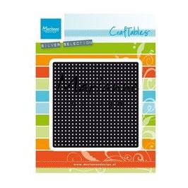 """Craftables """"Cross Stitch L"""" - Marianne Design"""