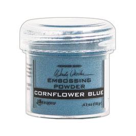 "Embossingpulver ""Cornflower Blue"" - Ranger (Wendy Vecchi)"