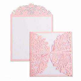 "Thinlits Die Set ""Floral Edges"" - Sizzix"