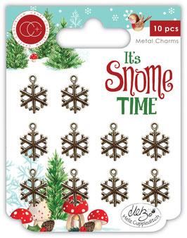 It's Snome Time, Snowflakes - Craft Consortium