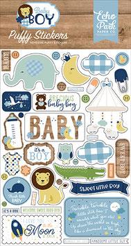 "Puffy Stickers ""Baby Boy"" - Echo Park"