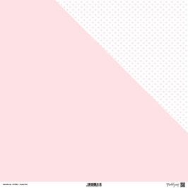 "Designpapier ""Pastel Pink"" - ModaScrap"