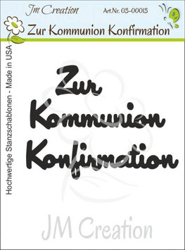 Zur Kommunion / Konfirmation
