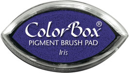 ColorBox Pigment Ink Cat's Eye, Iris - Clearsnap