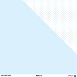 """Designpapier """"Pastel Blue"""" - ModaScrap"""