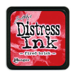 Tim Holtz Distress Mini Ink - Fired Brick