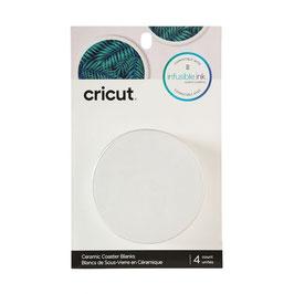 Coaster Blank Round - Cricut