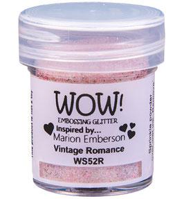 "Embossingpulver ""Vintage Romance"" - WOW!"