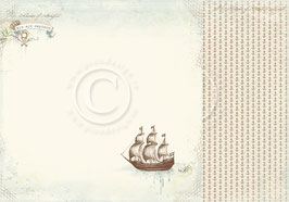 Legends of the Sea, Aye aye captain - Pion Design