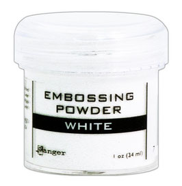 Weiss - Ranger Embossing Pulver