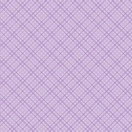 """Designpapier """"Purple Plaid"""" - Core'dinations"""