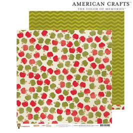 Give Thanks, Apple Pie - American Crafts