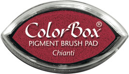 ColorBox Pigment Ink Cat's Eye, Chianti - Clearsnap