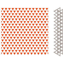 Design Folder Extra, Triangles - Marianne Design