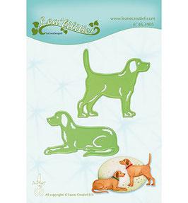 """Lea'bilitie """"Dogs #2"""" - Leane Creatief"""