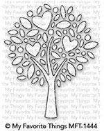 "Stanzschablone ""Heart Tree"" - My Favorite Things"