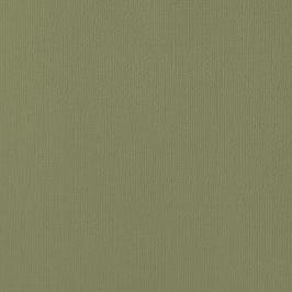 """Leinenstrukturpapier """"Olive"""" - American Crafts"""