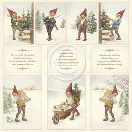 Greetings From The North Pole, Images From The Past - Pion Design