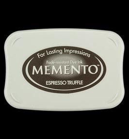 Memento Inkpad - Espresso Truffle