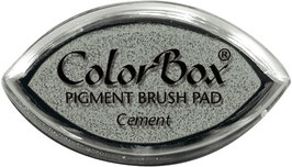 ColorBox Pigment Ink Cat's Eye, Cement - Clearsnap