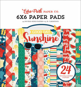 Good Day Sunshine - Echo Park Paper