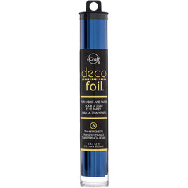 "Deco Foil ""Deep Blue"" - Therm.o.web"