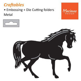 Craftables Horse - Marianne Design
