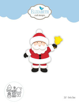 Santa Claus - Elizabeth Craft Designs
