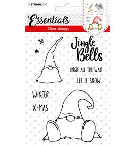 "Clearstamp ""Essentials #416 Gnome"" - Studiolight"