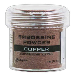 Copper Super Fine - Ranger Embossing Pulver