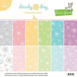 Dandy Day 12x12 Collection Pack - Lawn Fawn