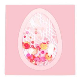 Shaker Domes Egg/Balloon - Sizzix