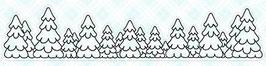 "Clearstamp ""Tree Line"" - LDRS Creative"