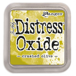 Tim Holtz Distress Oxide - Crushed Olive