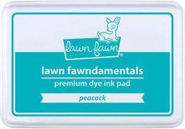 Peacock - Lawn Fawn