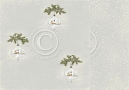 Greetings From The North Pole, In The Christmas Tree - Pion Design