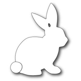 "Metallstanze ""Sketch Bunny Background"" - Memory Box"