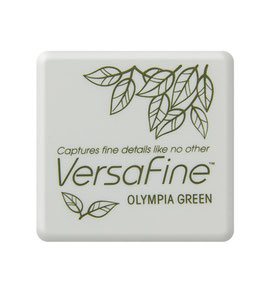 VersaFine Inkpad, Olympia Green