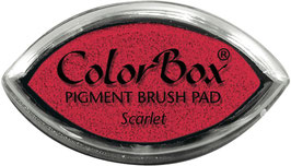 ColorBox Pigment Ink Cat's Eye, Scarlet - Clearsnap