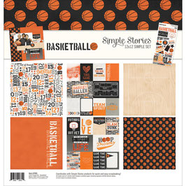 Basketball Collection Kit - Simple Stories