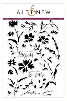 Wildflower Garden Stamp Set - Altenew