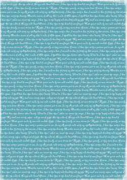 Turqoise Lyrics - Reprint